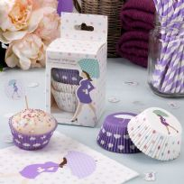 Showered With Love Cupcake Cases (100)